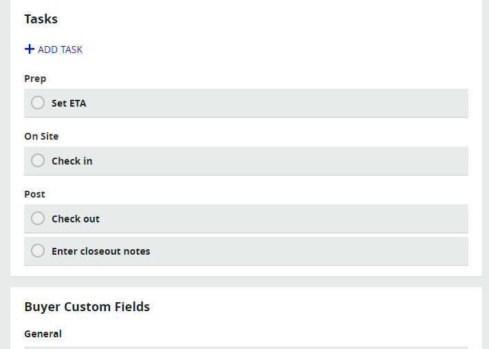 add tasks and custom fields field nation screenshot