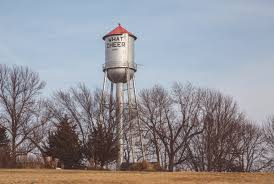 What Cheer, Iowa Watertower