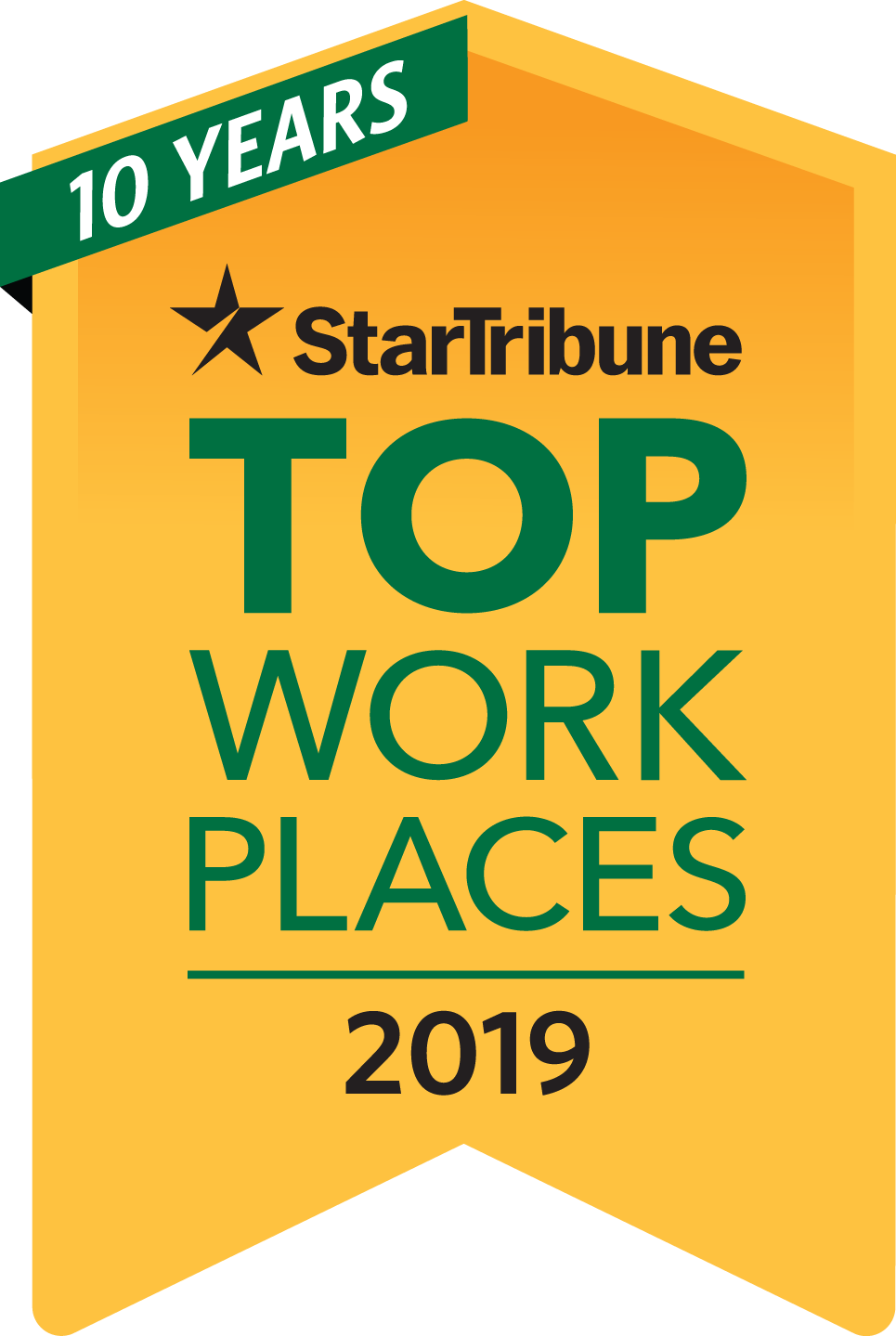top work places 2019 star tribune